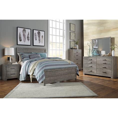 signature design  ashley culverbach queen bedroom group