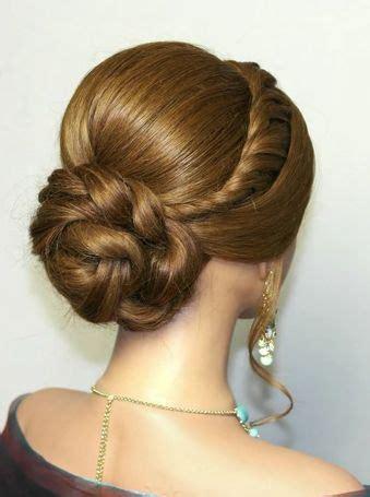 hairstyles by chongos chongo elegante atras hairstyle pinterest