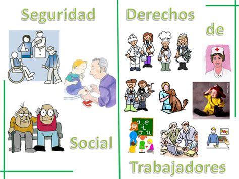seguridad socialtrabajadores derechos de mexico derechos sociales