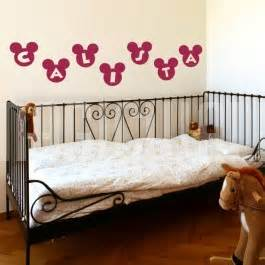 custom wall stickers canada wall stickers mickey personalized name wall decals