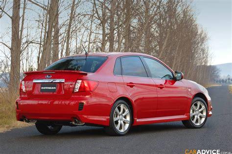 subaru sedan 2008 subaru impreza sedan launched photos 1 of 10