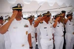 navy officer explained