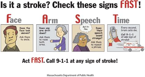 signs of a stroke in a stroke center of excellence home palomar health san diego county ca