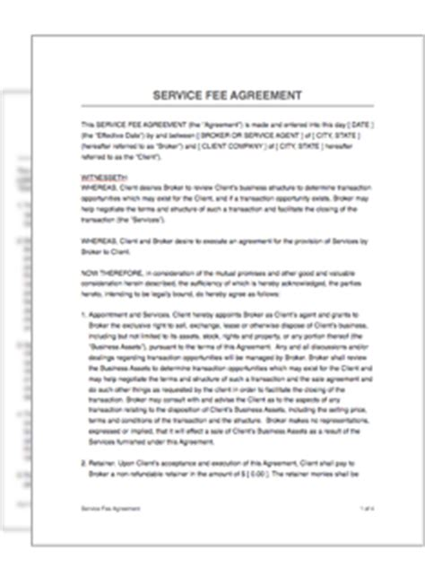 fee agreement restart pro