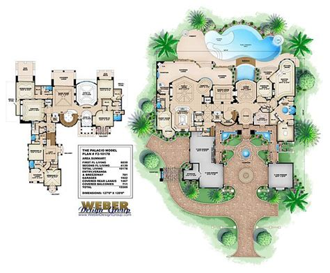 tuscan villa floor plans 17 best images about home floorplans monsterhouse on