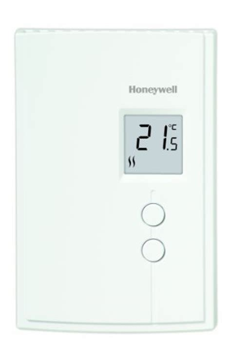 radiant ceiling heat thermostat honeywell rlv3120a1005 h digital non programmable