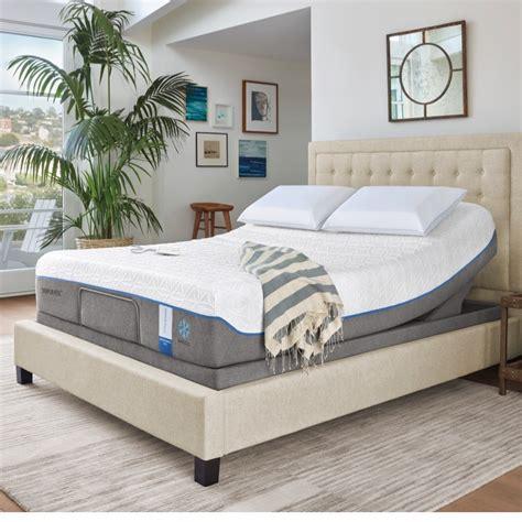 tempur pedic tempur  foundation quality sleep mattress stores