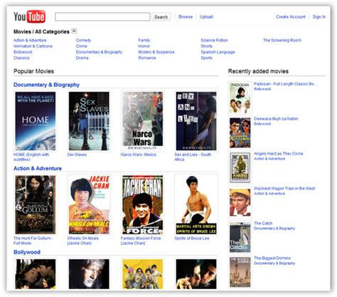 full version films on youtube watch full length hollywood bollywood movies on youtube