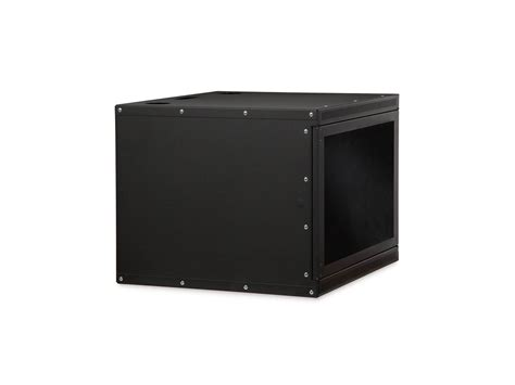 secure cabinet to wall 8u security wall mount cabinet at cables n more