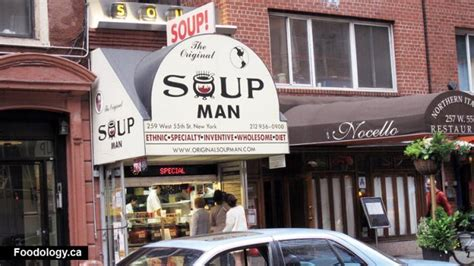 Nyc Soup Kitchens by The Original Soup New York City New York