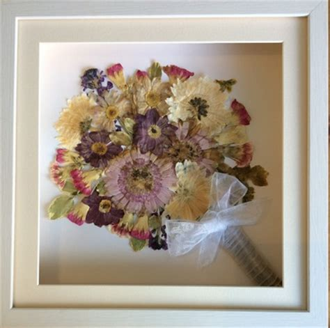 Bloom Box Purple Preserved Flower Uk 10 X10 Cm Beautiful wedding bouquet preservation by infinity flowers