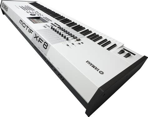 motif xf pattern to song yamaha motif xf8 white 40th anniversary keymusic