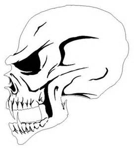 airbrush skull templates pin pin skulls airbrushing free skull stencils on