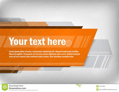 modern home design vector modern layout orange stock vector image of corporate