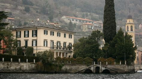 george clooney home in italy george clooney considers selling his luxury lake como mansion