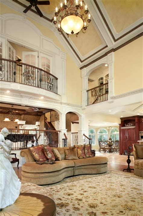 decorating with high ceilings family room family room with vaulted ceilings traditional family