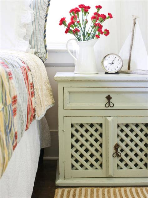 cottage style nightstands hgtv