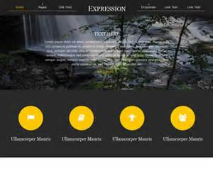 Os Templates by Expression Website Template Free Website Templates Os