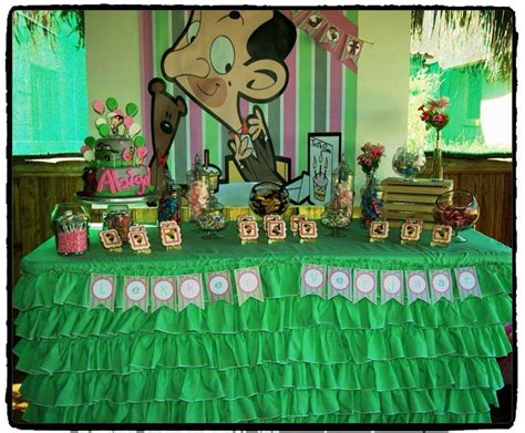 bean girly birthday party ideas photo    catch