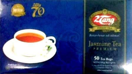 Teh Tubruk 2tang Premium Biru 2tang premium tea bags 100 gram 2 tang teh celup melati premium 50 ct 2 gr