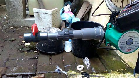 Pompa Air 3 Inchi percobaan pompa booster ak gr25 6 130