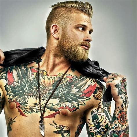 do girls like guys with tattoos 30 best chest tattoos for