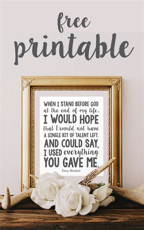 printable quotes for gallery wall 20 gorgeous modern free inspirational quote printables