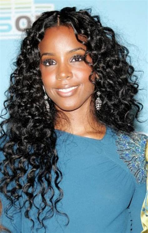 Weave Hairstyles For Black Women 2013 | curly weave hairstyles for black women 2013 behairstyles com