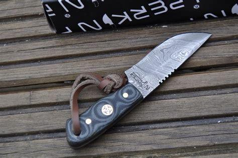 small knives uk damascus knife small bushcraft knife with sheath