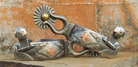 Handmade Spurs In - kerry kelley bits spurs homepage