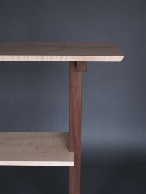 Narrow Entry Table Console Table Narrow Table Entry Table Handmade Wood