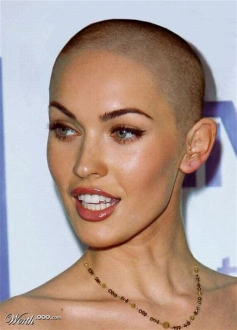 haurcut for wide head female with picture dreamology bald girls