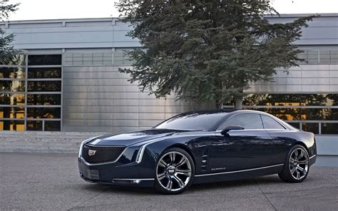 Cadillac Car Wallpaper Hd by 2013 Cadillac Elmiraj Concept Wallpaper Hd Car
