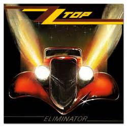 Car Cover Zz Top Eliminator Album Zz Top Eliminator Lyrics And Tracklist Genius