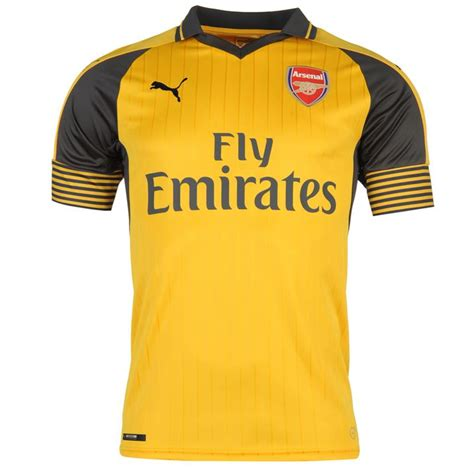 arsenal yellow kit arsenal fc away kit 2017 long sweater jacket