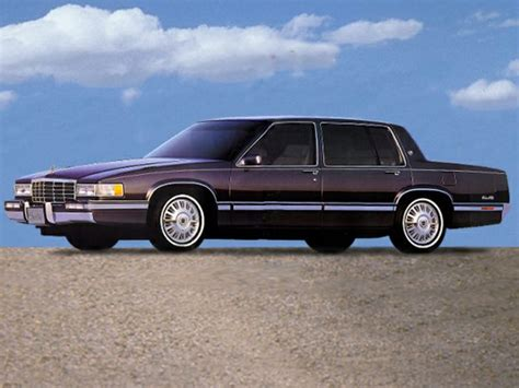 1993 cadillac specs 1993 cadillac specs safety rating mpg carsdirect