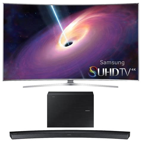 Samsung Led Curved Tv samsung un65js9500 65 inch curved 4k 120hz suhd 3d led
