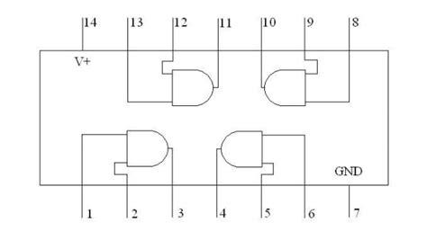 2 input transistor or gate 4081b 2 input and gate datasheet kitronik