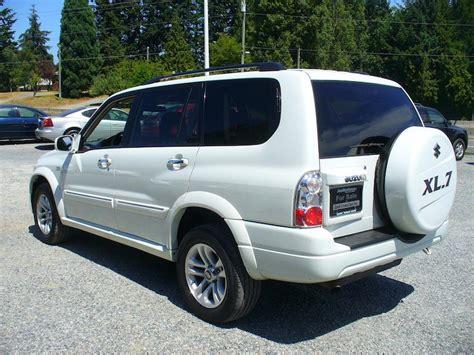 automotive air conditioning repair 2006 suzuki xl 7 auto manual 2006 suzuki xl7 awd 7 passenger outside comox valley courtenay comox mobile