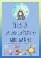 lesespur ida und der plastikmuell im meer