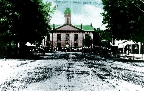 Alamance County Property Tax Records The Original Courthouse Alamance County Carolina