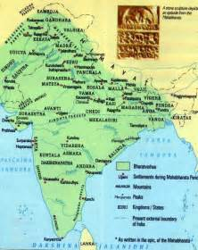 Map Of Ancient India by Ancient Indian History Voices From The Past Chakravarti