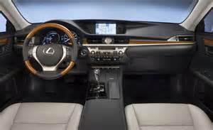 2014 Lexus Interior Car And Driver