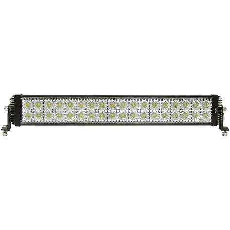 Spot Flood Led Light Bar 36 Led 12 24 Vdc 8100 Lumen Spot Flood Light Bar Dc Mobile Equipment Lights Lights