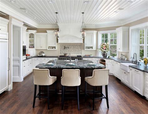 beadboard ceiling kitchen dining room design interior design ideas home bunch