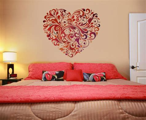 Ideas For Painting Bedroom Walls 50 Beautiful Designs Of Wall Stickers Wall Art Decals