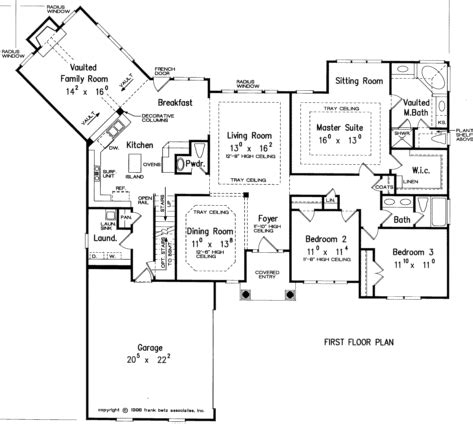 single story floor plan one story floor plan make bedroom 2 the study somehow