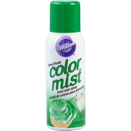 wilton color mist wilton color mist food color spray green walmart