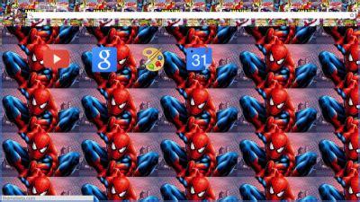 theme google chrome spiderman spiderman chrome theme themebeta