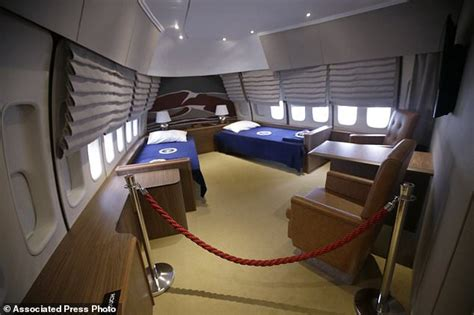 air force one bedroom air force one replica takes visitors inside presidential